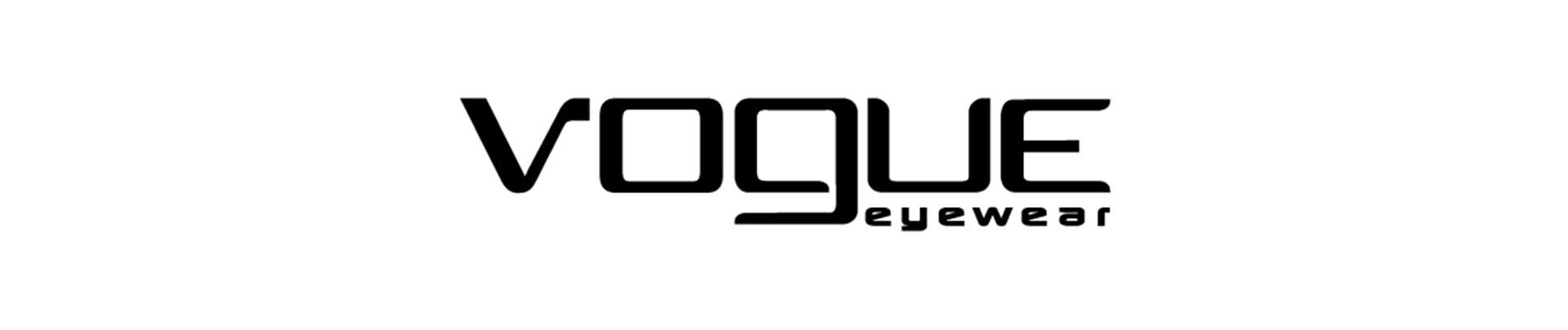Vogue Eyewear designer frame logo