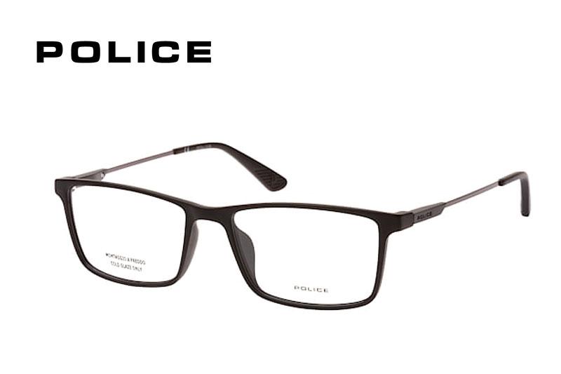 police frame